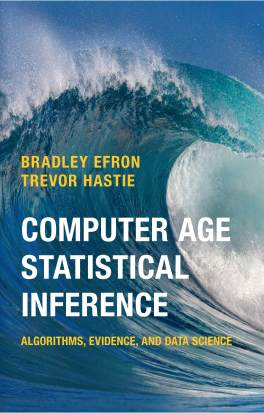 Book cover: Computer Age Statistical Inference